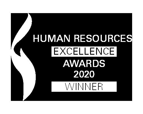 Logo winner 2020 – human resources escellence awards