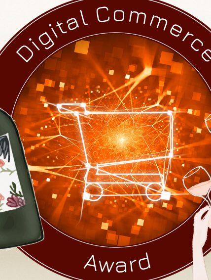 Edvin Weine Digital Commece Award 2021